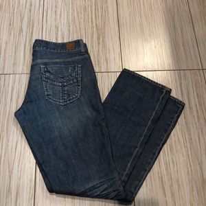 American Eagle 🦅 77 straight jeans size 8